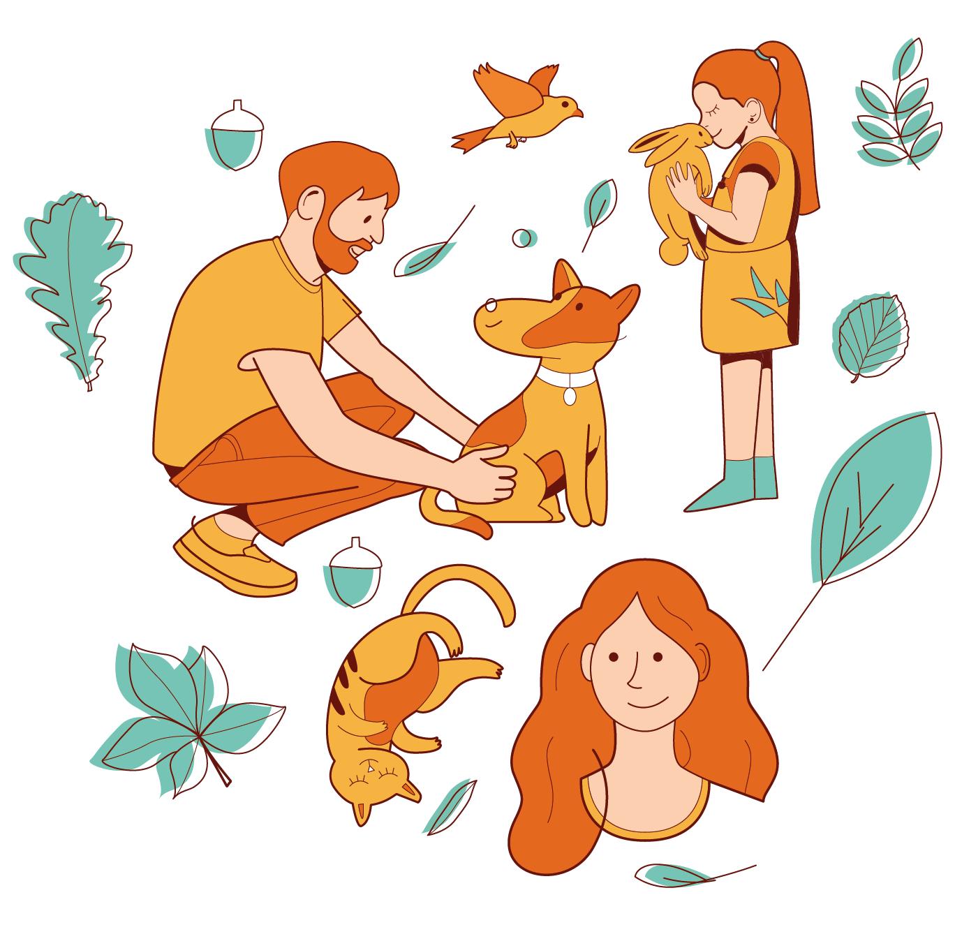 manifestazione animali
